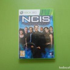 Videojuegos y Consolas: NCIS XBOX 360. Lote 170659680