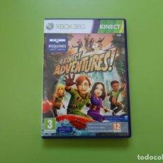 Videojuegos y Consolas: KINECT ADVENTURES XBOX 360. Lote 170660755