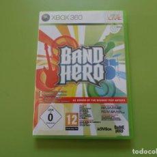 Videojuegos y Consolas: BAND HERO XBOX 360. Lote 170662714