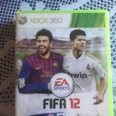 Videojuegos y Consolas: FIFA 12 XBOX 360. Lote 171228543