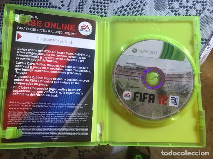 Videojuegos y Consolas: Fifa 12 Xbox 360 - Foto 3 - 171228543