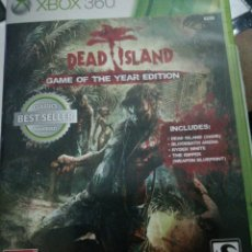 Videojuegos y Consolas: DEAD ISLAND, XBOX360. Lote 171276400