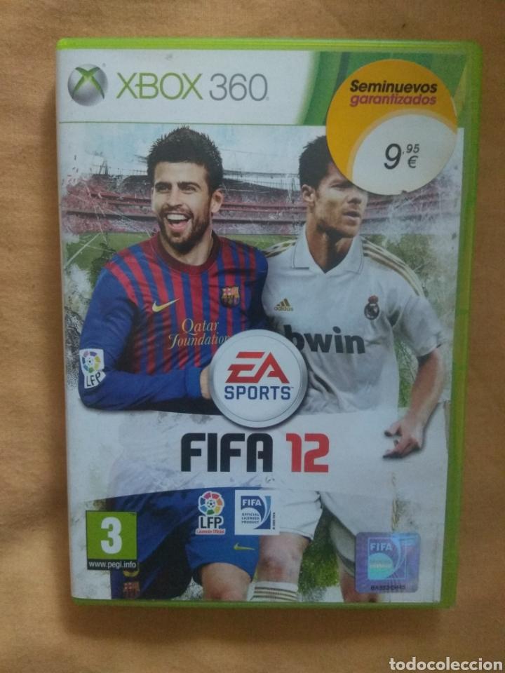 JUEGO VIDEOJUEGO FIFA 2012, XBOX 360 DE EA SPORTS (Juguetes - Videojuegos y Consolas - Microsoft - Xbox 360)