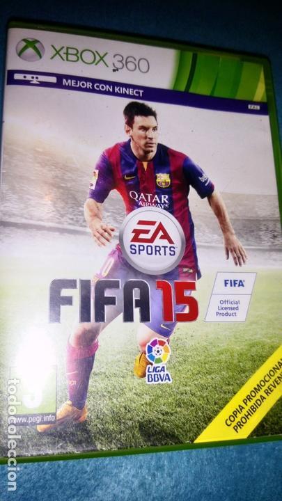 JUEGO -- FIFA 15 -- XBOX 360 (Juguetes - Videojuegos y Consolas - Microsoft - Xbox 360)