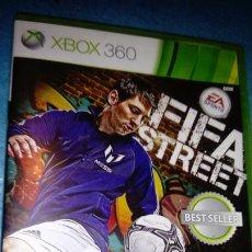Videojuegos y Consolas: FIFA STREET XBOX 360. Lote 171810034