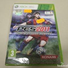 Videojuegos y Consolas: JJ-PES 2011 XBOX 360 ESPAÑA NUEVO PRECINTADO. Lote 171989029