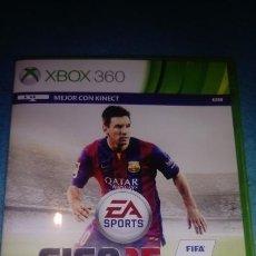 Videojuegos y Consolas: JUEGO -- FIFA 15 -- XBOX 360. Lote 172033413