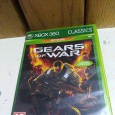 Videojuegos y Consolas: JUEGO XBOX 360 GEARS OF WAR BEST SELLERS . Lote 172146450