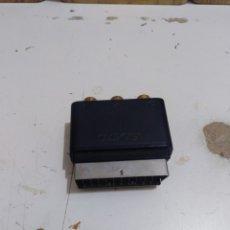 Videojuegos y Consolas: PIEZA DE CONEXIÓN XBOX 360 EUROCONECTOR CLAVIJAS . Lote 172147192