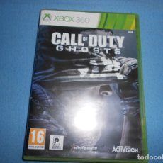 Videojuegos y Consolas: CALL OF DUTY GHOSTS MICROSOFT XBOX 360. Lote 172610849