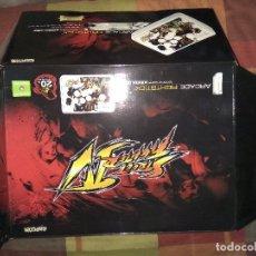 Videojuegos y Consolas: STREET FIGHTER IV ARCADE FIGHTSTICK 20TH ANNIVERSARY XBOX 360. Lote 172654112