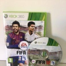 Videojuegos y Consolas: XBOX 360 FIFA 12. Lote 173382853