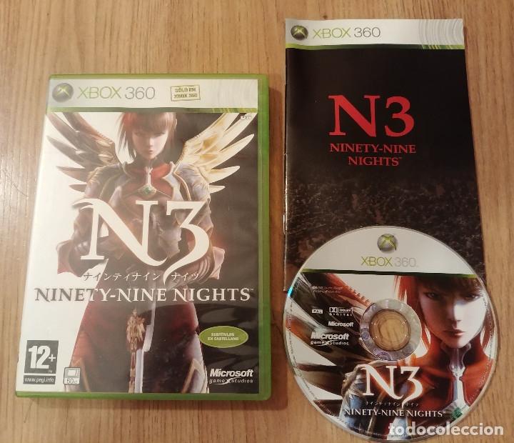 Videojuegos y Consolas: PACK LOTE 9 juegos XBOX 360, Bayonetta, Tales Vesperia, Army of Two, N3 - Foto 3 - 149296878