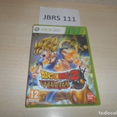 Videojuegos y Consolas: XBOX360 - DRAGON BALL Z ULTIMATE TENKAICHI , PAL ESPAÑOL , COMPLETO. Lote 173588452