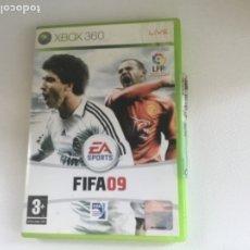 Videojuegos y Consolas: FIFA 09 XBOX 360. Lote 173872113