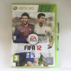 Videojuegos y Consolas: FIFA 12 XBOX 360. Lote 173872389
