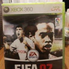 Videojuegos y Consolas: XBOX 360 - FIFA 07- NUEVO. Lote 174471975