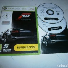 Videojuegos y Consolas: FORZA MOTORSPORT 3 XBOX 360 PAL COMPLETO .. Lote 174524690