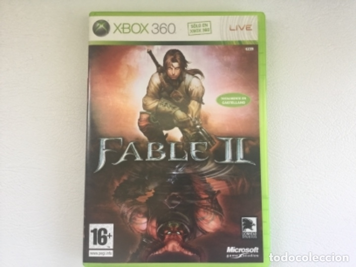 FABLE 2 XBOX 360 (Juguetes - Videojuegos y Consolas - Microsoft - Xbox 360)