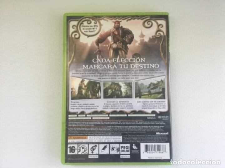 Videojuegos y Consolas: FABLE 2 XBOX 360 - Foto 2 - 175272409