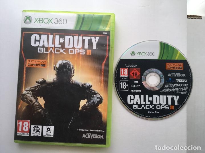 Call Of Duty Black Ops Iii 3 Microsoft Xbox 360 Comprar