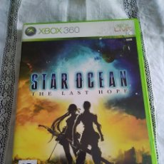 Videojuegos y Consolas: 25-XBOX 360 STAR OCEAN, THE LAST HOPE, SIN MANUAL. Lote 176220435