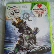 Videojuegos y Consolas: 22-XBOX 360 VAN QUISH, CON MANUAL Y CAJA. Lote 176302699