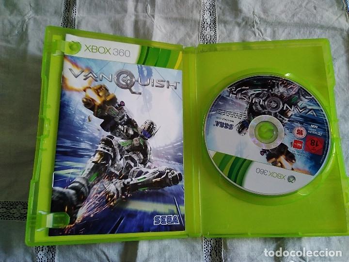 Videojuegos y Consolas: 22-XBOX 360 VAN QUISH, con manual y caja - Foto 2 - 176302699