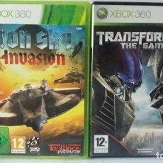 Videojuegos y Consolas: 2 JUEGOS X BOX 360. Lote 176443793