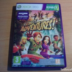 Videojuegos y Consolas: KINECT ADVENTURES! (XBOX 360). Lote 176769073