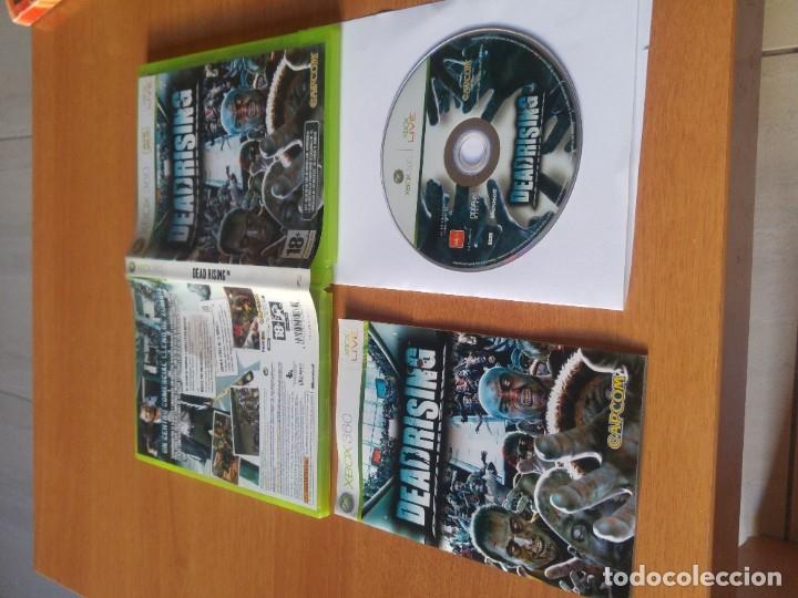 DEAD RISING XBOX360 XBOX COMPLETO PAL-ESPAÑA (Juguetes - Videojuegos y Consolas - Microsoft - Xbox 360)