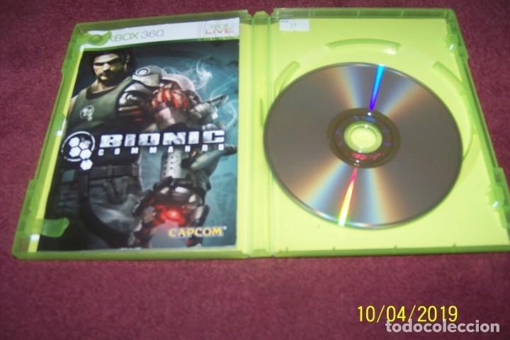 Videojuegos y Consolas: BIONIC COMMANDO XBOX360 - Foto 2 - 135256962