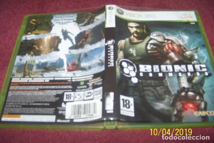 BIONIC COMMANDO XBOX360 (Juguetes - Videojuegos y Consolas - Microsoft - Xbox 360)