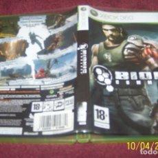 Videojuegos y Consolas: BIONIC COMMANDO XBOX360. Lote 135256962