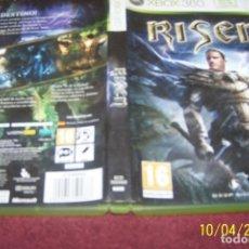 Videojuegos y Consolas: RISEN PAL ESP XBOX 360. Lote 178304422