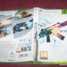 Videojuegos y Consolas: BODYCOUNT PAL ESP XBOX 360. Lote 178389961