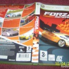 Videojuegos y Consolas: FORZA 2 MOTORSPORT PAL ESP XBOX 360. Lote 178394393
