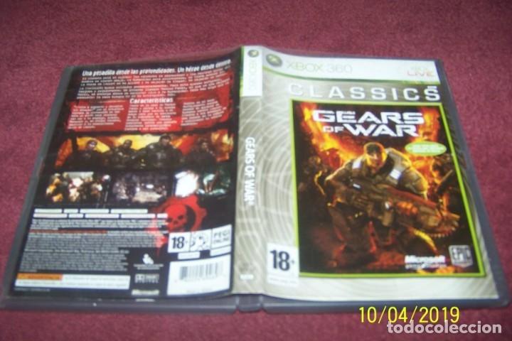 GEARS OF WARS CLASSICS PAL ESP XBOX 360 (Juguetes - Videojuegos y Consolas - Microsoft - Xbox 360)