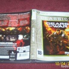 Videojuegos y Consolas: GEARS OF WARS CLASSICS PAL ESP XBOX 360. Lote 178394857
