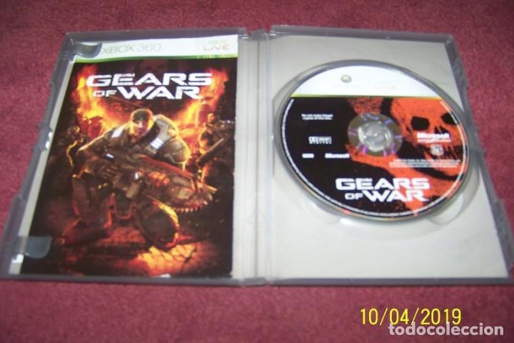 Videojuegos y Consolas: GEARS OF WARS CLASSICS PAL ESP XBOX 360 - Foto 2 - 178394857