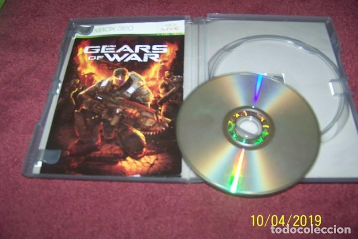 Videojuegos y Consolas: GEARS OF WARS CLASSICS PAL ESP XBOX 360 - Foto 3 - 178394857