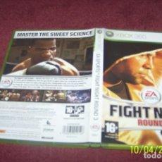 Videojuegos y Consolas: FIGHT NIGHT ROUND 3 - XBOX 360. Lote 178394888