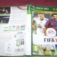 Videojuegos y Consolas: FIFA 10 XBOX 360 PAL ESP. Lote 178395010