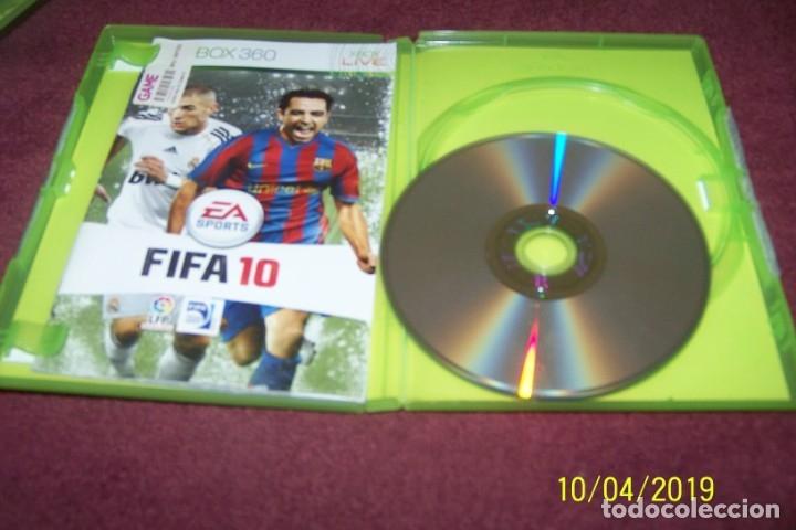 Videojuegos y Consolas: FIFA 10 XBOX 360 PAL ESP - Foto 2 - 178395010