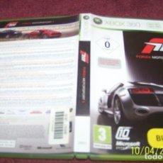 Videojuegos y Consolas: FORZA MOTORSPORT 3 PAL ESP XBOX 360. Lote 178395055