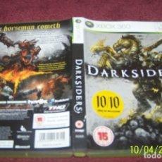 Videojuegos y Consolas: DARKSIDERS XBOX 360. Lote 135531166