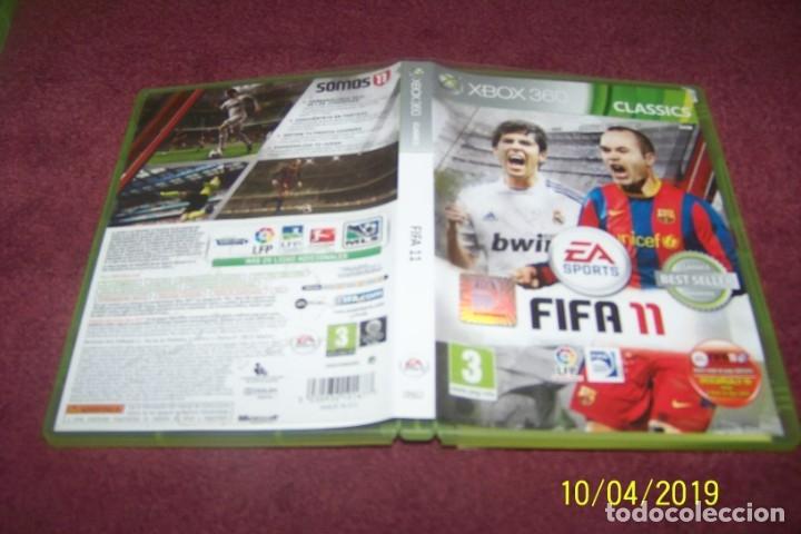 FIFA 11 XBOX 360 PAL ESP (Juguetes - Videojuegos y Consolas - Microsoft - Xbox 360)
