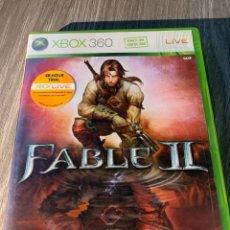 Videojuegos y Consolas: FABLE 2 XBOX 360 PAL COMPLETO. Lote 178821128