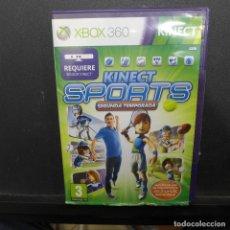 Videojuegos y Consolas: JUEGO PARA XBOX 360 KINECT SPORTS SEGUNDA TEMPORADA. Lote 179149937