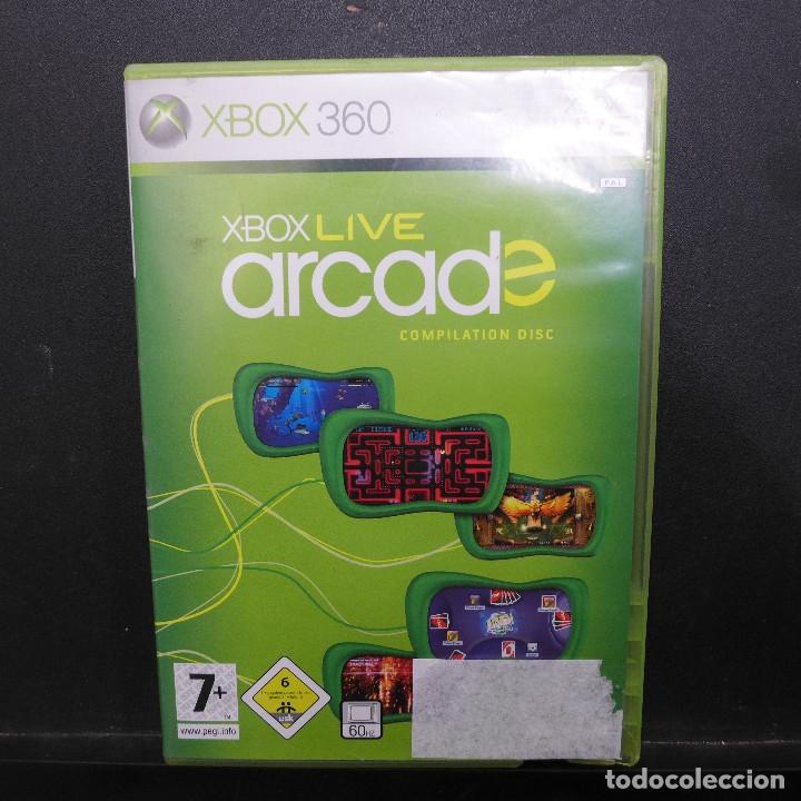 JUEGO PARA XBOX 360 LIVE ARCADE (Juguetes - Videojuegos y Consolas - Microsoft - Xbox 360)